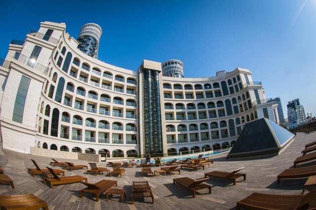 هتل های ساحلی باتومی