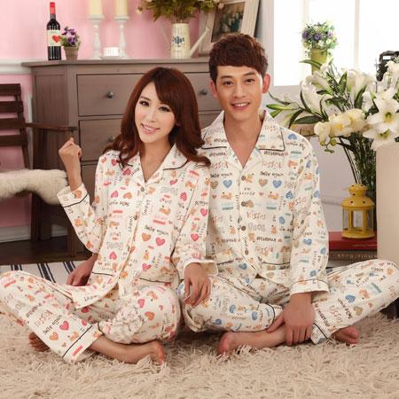 مجموعه ست های لباس خواب زوجین