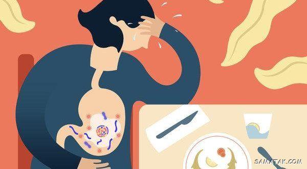 مواد غذایی که باعث مسمومیت میشود | خوردن چه چیزهایی باعث مسمومیت غذایی می شود