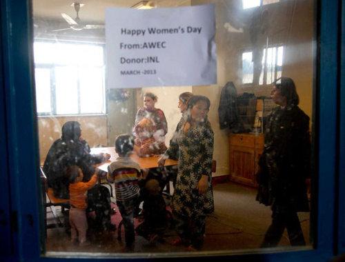 تصاویر افشا شده و لو رفته از زندان زنان افغانستان