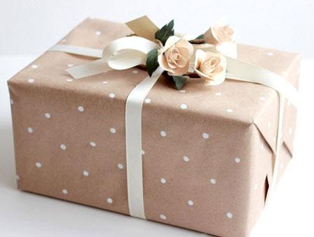 آموزش تصویری و جامع کادو کردن هدایای مختلف
