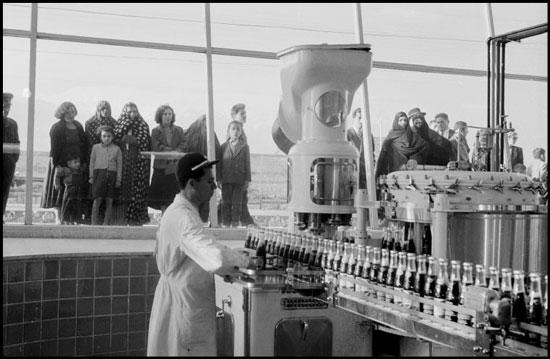 تصاویر + تاریخچه پپسی کولا در تهران