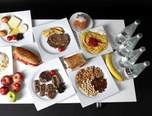 غذاهای مفید و پر انرژی برای افراد ورزشکار