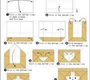 آموزش ساخت پاکت نامه در منزل برای کودکان