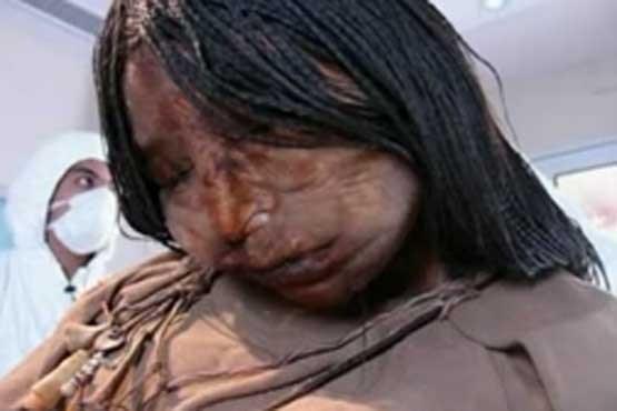 جسد مومیایی یک دختر 15 ساله در نمایشگاه آرژانتین