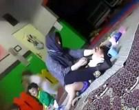 دستگیری معلم روانی مهد کودکی در اردبیل + عکس