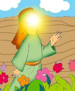 قصه ی رقیه دختر امام حسین (ع)، داستانی آموزنده برای کودکان