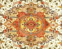 نقوش مختلف روی فرش های دستباف نشانه چیست؟