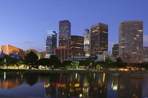 جدیدترین تصاویر از شهر لس آنجلس آمریکا
