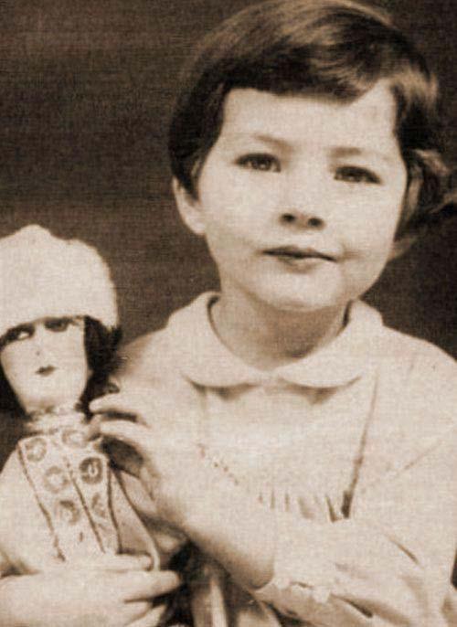 عکس های قدیمی از کودکی افراد مشهور