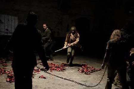 منتخبی از عکس های پشت صحنه سریال مردگان متحرک