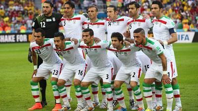 اس ام اس حذف ایران از جام جهانی