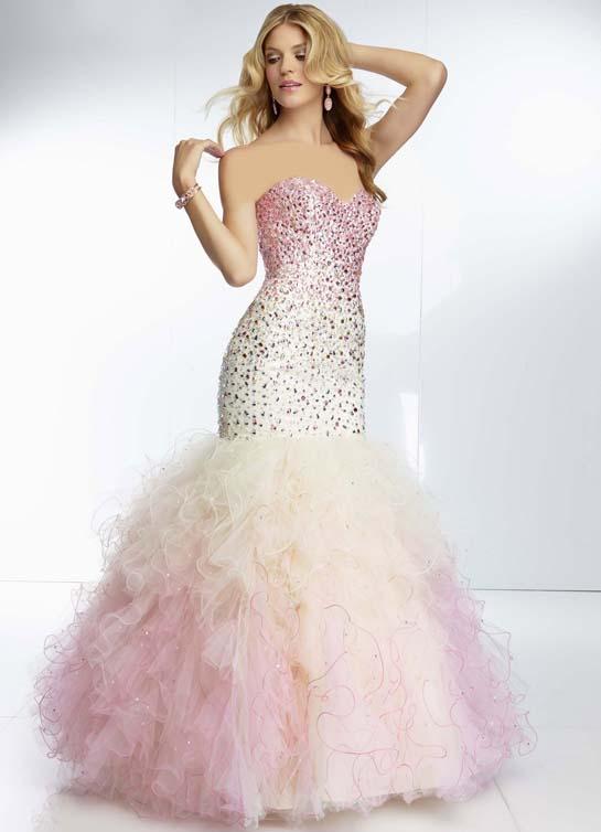 جدیدترین مدل های لباس نامزدی از برند Mori Lee
