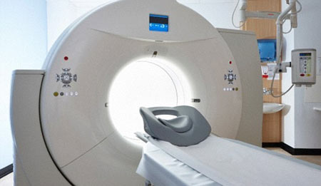 دستگاه سی تی اسکن CTSCAN بزرگ ویژه افراد چاق