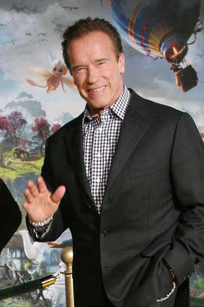 منتخبی از برترین عکس های آرنولد شوارتزنگر