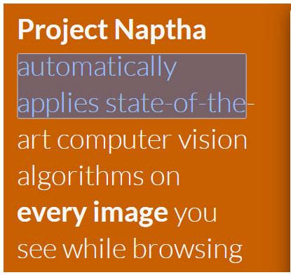 روش کپی کردن متن درون تصاویر در صفحات وب یا اینترنت