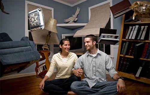 جالب ترین عکس های فتوشاپ شده از زندگی زناشویی
