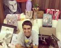 کادوهای جشن تولد پژمان جمشیدی در اینستاگرام وی