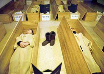 جالب ترین رسوم کفن و دفن مردگان در کشورهای مختلف