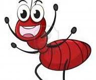شعر سرگرم کننده و کودکانه مورچه ی پا شکسته