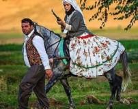 تصاویری زیبا و جالب از زندگی روزمره عشایر در چادگان اصفهان