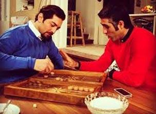 سینمایی آتش بس (2) از فردا روی پرده سینماهای ایران