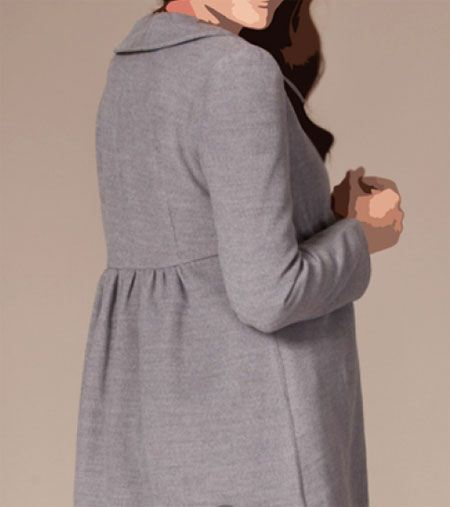 مدل های جدید و زمستانه پالتو بارداری