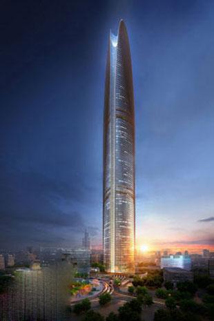 بلندترین برج دنیا با ارتفاع 530 متر در جاکارتا اندونزی