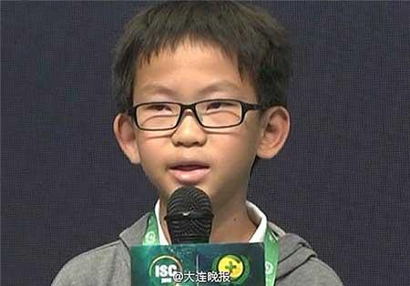 این کودک چینی بزرگترین هکر دنیا است