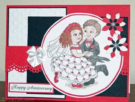 مدل های جدید کارت عروسی مد امسال