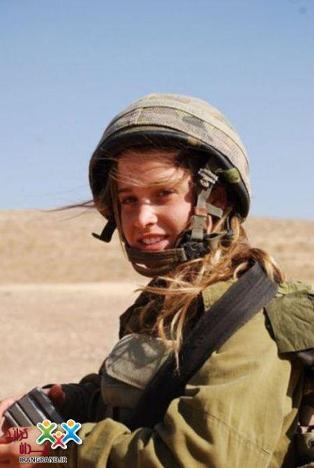 مدل مانتوهای دنیا جهانبخت عکس هایی از دختران ناز و خوشگل در ارتش اسرائیل