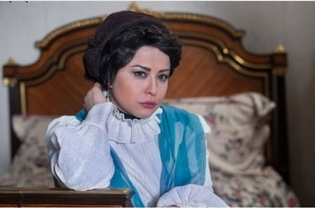 مهراوه شریفی نیا در نقش همسر محمدرضا پهلوی