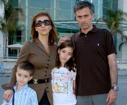نگاهی به زندگی شخصی مورینیو و عکس هایی از همسرش