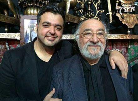 سوپر استارهای ایران در مراسم عزاداری ماه محرم + تصاویر