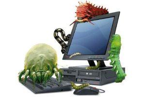 علائم ویروسی شدن کامپیوتر و لب تاب
