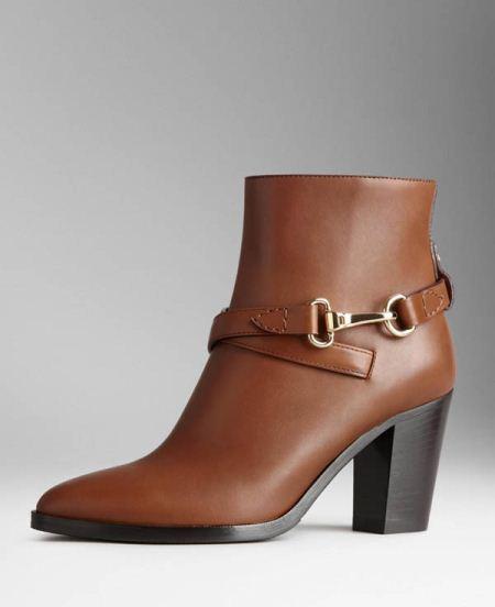 مدل های جدید نیم بوت و کفش ساق بلند زنانه
