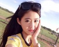 لبخند زیباترین دختر چینی مبتلا به بیماری سرطان