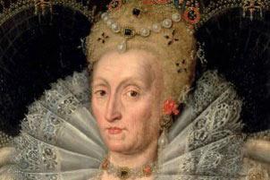 مجازات های جالب ملکه الیزابت برای زنان پرحرف