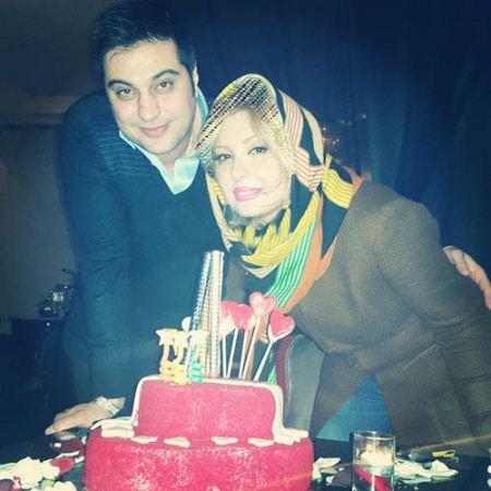 چهارمین سالگرد عروسی آرش پولادخان و نیوشا ضیغمی + تصاویر