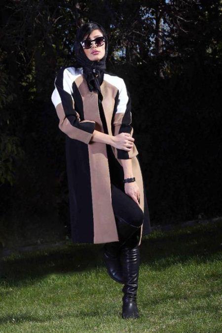 بهترین مدل های پالتو زنانه از برترین برندهای ایرانی