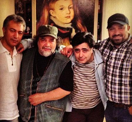 محمدرضا شریفی نیا با شام ایرانی می آید