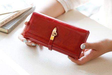 مدل کیف پول دخترانه و زنانه