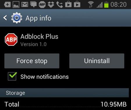 روش پاک کردن سریع برنامه های گوشی اندروید