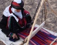 تاریخچه و آشنایی با هنر جاجیم بافی