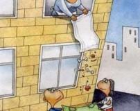 کاریکاتورهای جالب فقر و نداری