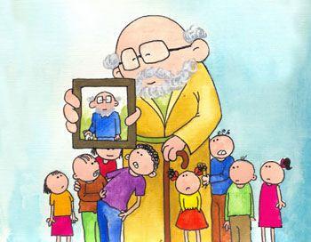 معمای جالب و خواندنی (سن پیرمرد)