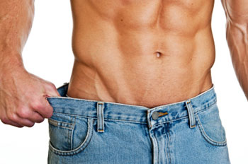 روش شش تکه سازی عضلات شکم در یک ماه