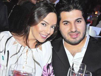 عکس های ابرو گوندش خواننده ترک و شوهر ایرانی اش
