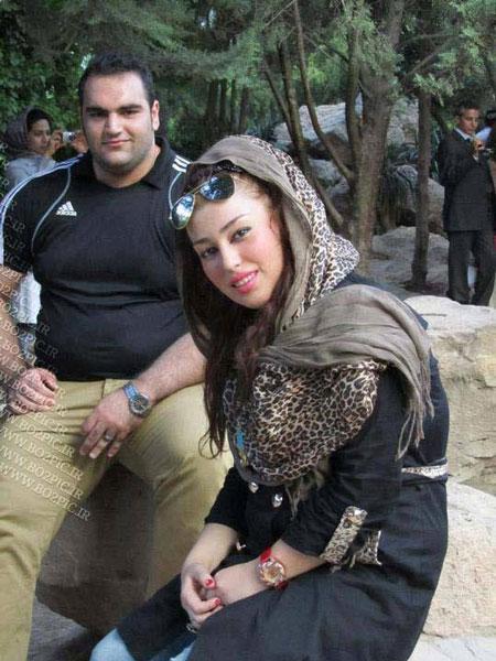 پروفایل بارداری عکس های بی حجاب همسر بهداد سلیمی