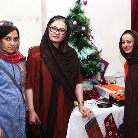 تک عکس های لو رفته از بازیگران ناز ایرانی